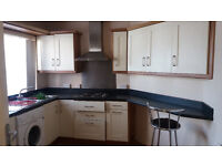 TO RENT 2 BEDROOM FLAT IN DUNGIVEN, CENTRAL HEATED.