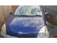 Toyota Yaris 1 litre cheap