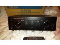 Teac A-R650 Stereo Amplifier