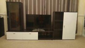 Living room furniture set.