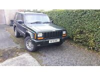 jeep cherokee 4x4 spares repair off road project etc