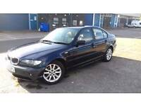 E46 BMW 320D 6 SPEED MANUAL DIESEL