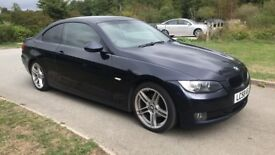 2008 bmw 320 coupe