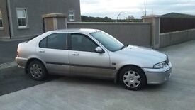 2003 rover 45 deisel 97 k moted £395