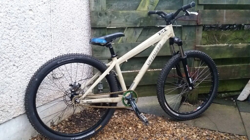 specialized p1 dirt jump bike single speed in mauchline. Black Bedroom Furniture Sets. Home Design Ideas