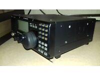 Icom IC 718 all band HF transceiver