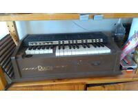 Vintage Chord Organ - Duette Emenee Audion