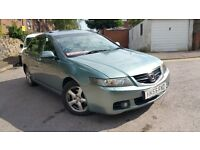 Honda Accord 2.2 i CTDi Executive (55) 2005 with Set Navigation