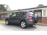Toyota, RAV 4, Estate, 2006, Manual, 2231 (cc), 5 doors