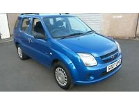 bargain 2007 Suzuki IGNIS 1.3 face lift spares or repair slipping clutch £495 px welcome
