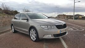 Skoda Superb 2.0 TDi, 170 BHP, automatic DSG