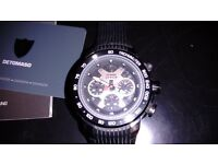 DeTomaso Lucca Mens Quartz chronograph sports watch