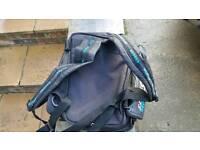 Tank bag or carrier rucksack