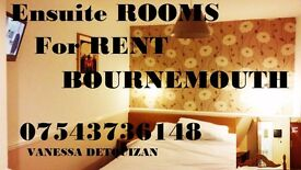 ***EN-SUITE** AVAILABLE NOW IN BOURNEMOUTH TOWN EVERYTHING INCLUDE £600/PER MONTH