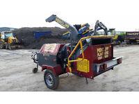 Wood Chipper Landforce 235