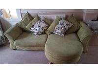 Sofa suite from dfs very comfortable