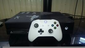 Xbox one with Titanfall 2