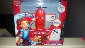 DIsney planes radio control plane