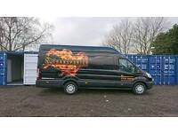 man with a van house flat office removals student moves room accommodation let bedroom furniture pc