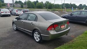 2008 Honda Civic Ex-l-$56W- Leather- Sunroof- Cd with Aux input London Ontario image 10