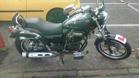 Lexmoto Michigan 125cc