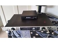 UAD Apollo QUAD thunderbolt / OCTA satellite and >£4k plugins - MINT, boxed