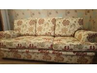 FREE OF CHARGE Sofa, great condition, no sagging, fraying, or stains