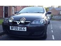 Vauxhall Corsa 1.2 Twinport with A/C, long MOT, loads of history, only 2 owners from new!