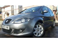 SEAT ALTEA XL STYLANCE 2.0 TDI====LONG MOT====