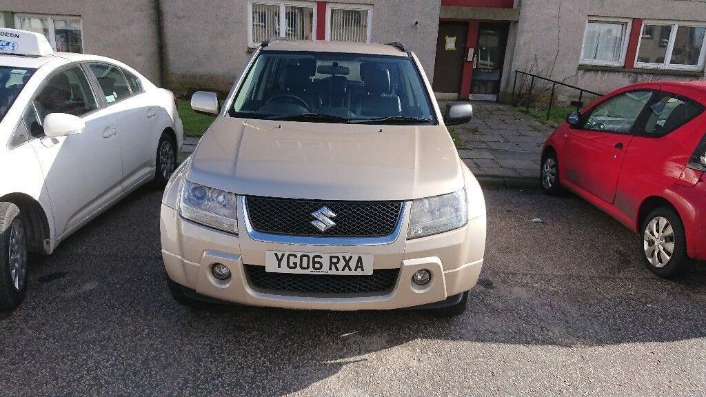 Suzuki Grand Vitara | in Aberdeen | Gumtree