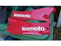 Lexmoto gladiator 125cc (parts)