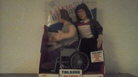 Little Britain, signed plushed toy