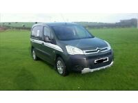 Citroen Berlingo van xtr+ (rare 4x4 version) no vat