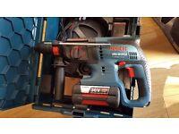 Bosch Cordless Rotary Hammer GBH 36 VF-LI £250 ONO