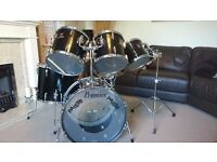 Premier Royale 7 piece kit with hardware and cases