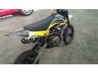 Demonx pit bike 140 stomp pitbike crf70