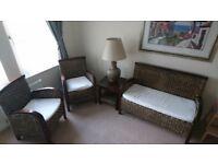Indonesian Wicker Furniture