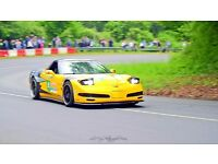 Chevrolet corvette C5 track car !