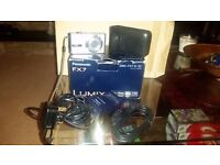 Panasonic Lumix DMC-FX7 (Pocket Camera)