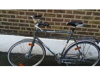 Absolutely fantastic vintage very expensive bike one of first with disc brake only £99
