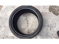 Bridgestone pontenza 275/30/20 tyre good tread