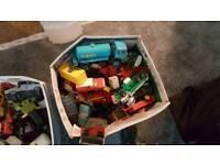 Joblot Diecast Toy cars