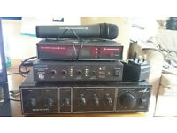 Second hand good condition amplifier