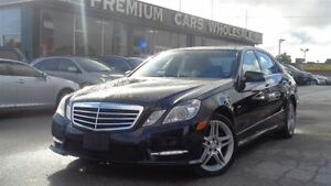 2012 Mercedes-Benz E-Class E350 BlueTEC AMG Package | Pano Roof|