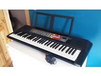 Yamaha PSR F50 Piano Keyboard