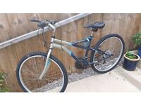 "Apollo Gradient 17"" Ladies Mountain Bike"