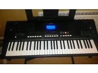 Yamaha keyboard psrE433