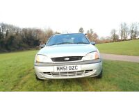 FORD FIESTA 1.3 5 dr MANUAL, VERY LOW MILEAGE,1 PREVIOUS OWNER FROM NEW,VERY GOOD DRIVE,4 GOOD TYRE