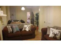 One bedroom professional rent near Heath Hospital
