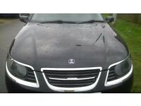 2008 08 SAAB 9-5 LINEAR FULL SAAB SERVICE HISTORY LONG MOT (SWAP PX P/X PART EXCHANGE)